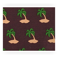 Beach Theme Chocolate Transfer Sheets