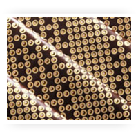 Brown Chocolate Transfer Sheets