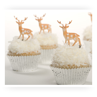 Cupcake & Cake Decorations