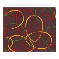 Multicolor Chocolate Transfer Sheets