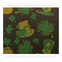 St.Patrick's Day Chocolate Transfer Sheets
