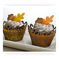 Seasonal Cupcake Wrappers
