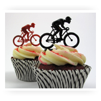 Sports Cupcake & Cake Decorations