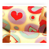 Valentines Chocolate Transfer Sheets