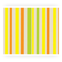 Yellow Patterned Chocolate Transfer Sheets