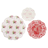 Frills & Frosting Doilies, Set of 24,  10