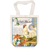 Michel Designs Farmers Market French Market Tote