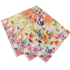Floral Fiesta Canape Paper Napkins, 4