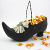 Halloween Witch Shoe