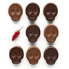 Crazy Chocolate Skull Game & Baking Kit
