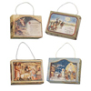 Nativity Candy Boxes, Set of 4