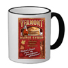 SALE!  Vermont Maple Syrup Mug, 15 oz