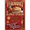 Vintage Maple Syrup Print