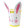 Funny Bunny Party Cups, Set of 12