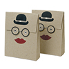 Bowler Hat Gift Bags, Set of 2