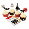 Wicked  Halloween Cupcake Kit, Set of 24