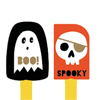 Wicked Halloween Spatulas, Set of 2