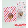 Be Jolly Treat Bags, Set of 8