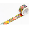 Japanese Washi Tape, Flower Garden