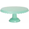 Tin Cake Stand, Aqua LTD QTY