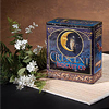 Vintage Crescent Moon Cookie Tin