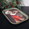 Vintage Baking Boy Christmas Tray