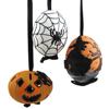 SPECIAL SALE! Peter Priess Hand Decorated Halloween Eggs, Se