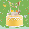 Forest Friends Cake Decorating Set