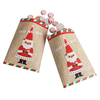 Jolly Santa Treat Bags, Set of 12