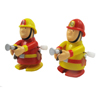 Friendly Firemen Wind-Up Toys, Set of 2