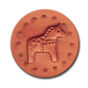 Rycraft Cookie Stamp Dala Horse