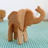 3D Safari Elephant Cookie Cutter