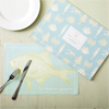 Sea Life Placemats, Set of 48