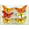 Monarch Butterfly Clips, Set of 6