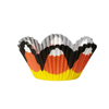 Petal Candy Corn Baking Cup, Mini 48/pkg