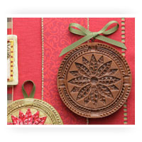 Holiday Cookie Molds