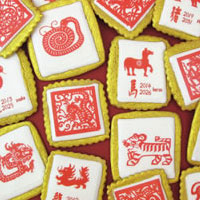Chinese New Year Wafer Paper