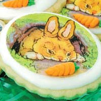 Easter Wafer Paper
