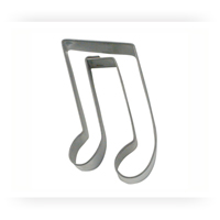 Music Theme Cookie Cutters