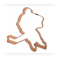 Sports Theme Cookie Cutters