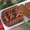 Gingerbread Family Loaf Cake Recipe
