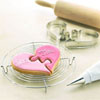 Heart Puzzle Cookie Cutter Set of 2