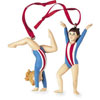 SALE!  Gymnasts, Set of 2