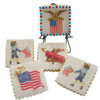 Patriotic Miniatures W