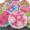 Holiday Ornaments Wafer Paper