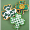 St. Patrick's Day Pattern Wafer Paper, 3 Sheets