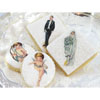 Vintage Wedding Figures Wafer Paper