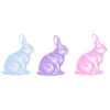 Easter Vintage Engraved Bunny Wafer Paper