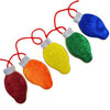 Cookie Cutter Christmas Tree Light Bulb C