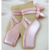 Cookie Cutter Ballet Slipper Copper
